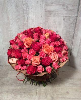 Букет роз №29