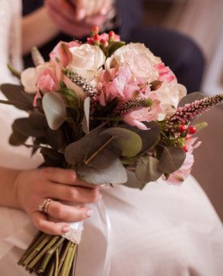 Букет невесты №36