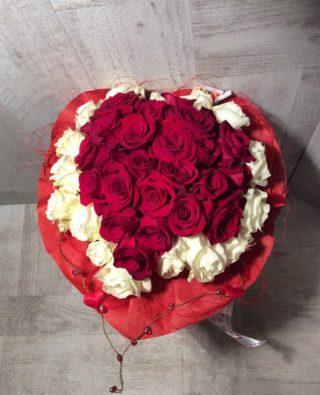 Букет роз №36