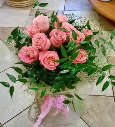 Букет роз №57