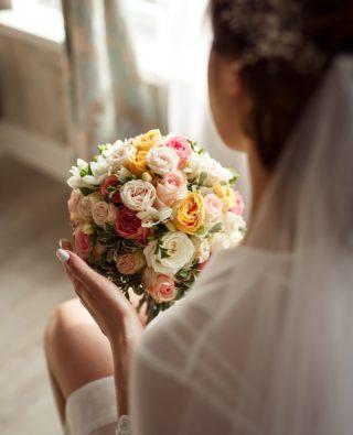 Букет невесты №16