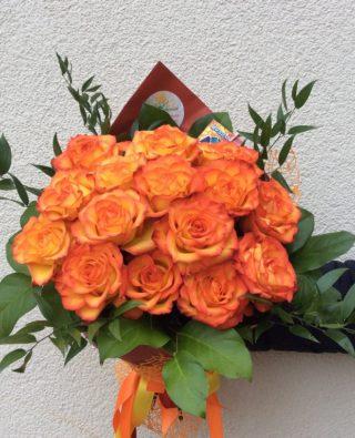 Букет роз №42