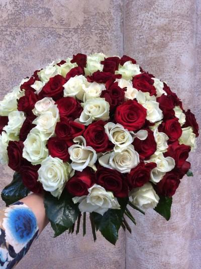 Букет роз №47