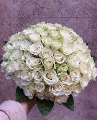 Букет роз №44