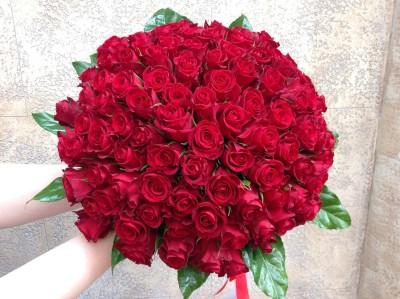 Букет роз №46