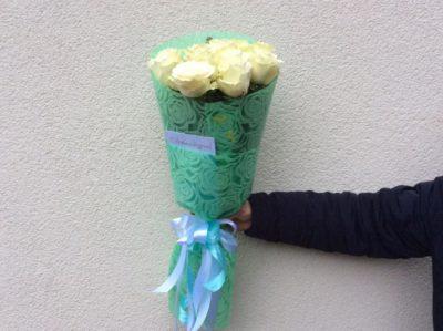 Букет роз №54