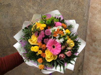 Цветущие сады