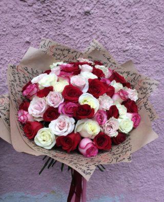 Букет роз №4