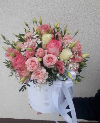 Цветы в коробке № 1