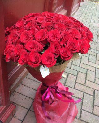 Букет роз №2