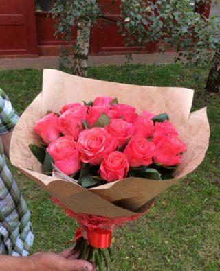 Букет роз №1