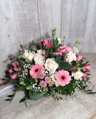 Цветы в коробке №17