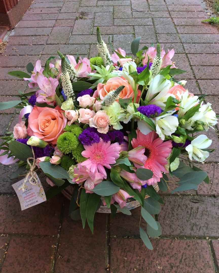 Отзывы о фирме цветы в цветах