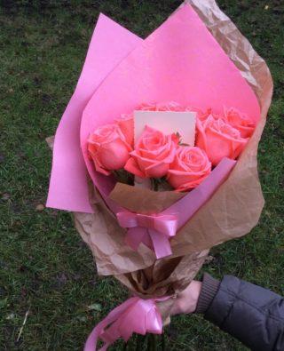 Букет роз №7