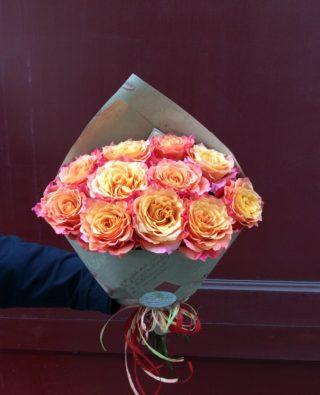 Букет роз №21