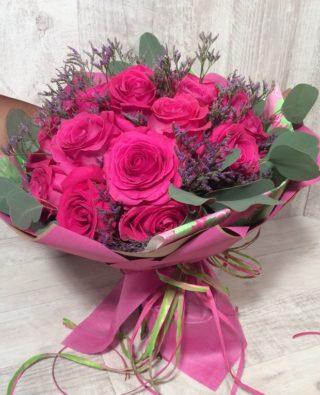Букет роз №17