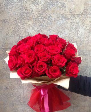 Букет роз №13