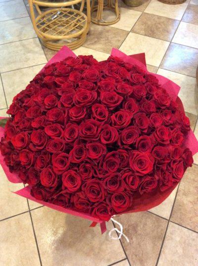 Букет роз №32