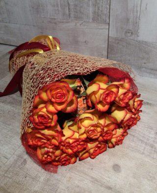 Букет роз №26