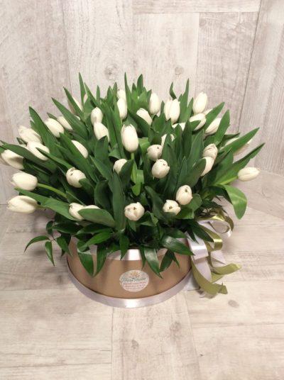 Букет тюльпанов №13