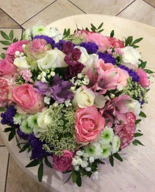 Цветы в коробке №28