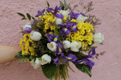 Букет тюльпанов №15
