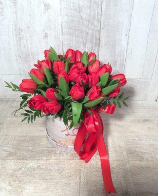Букет тюльпанов №22