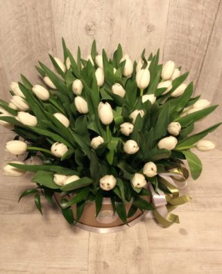 Букет тюльпанов №6
