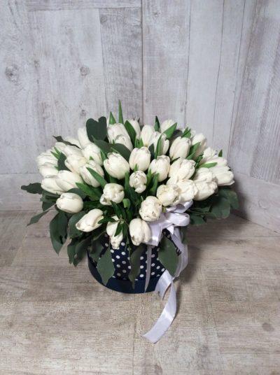 Букет тюльпанов №23