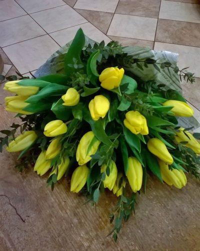 Букет тюльпанов №1