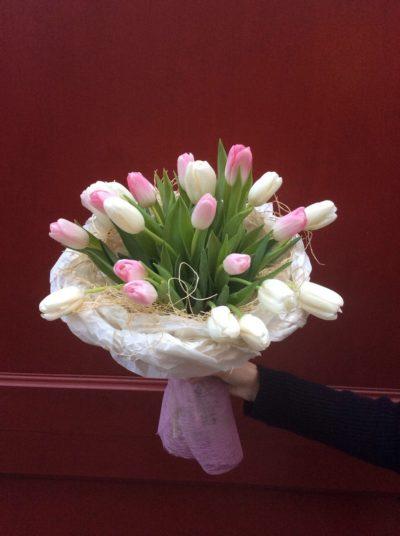 Букет тюльпанов №51