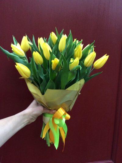 Букет тюльпанов №52