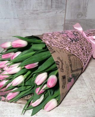 Букет тюльпанов №4