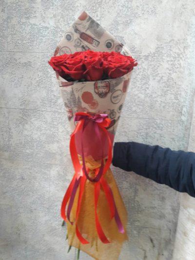 Букет роз №39