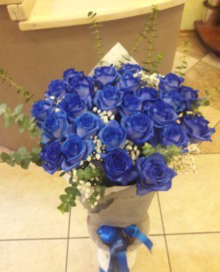 Букет роз №41
