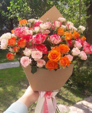 Букет роз №40