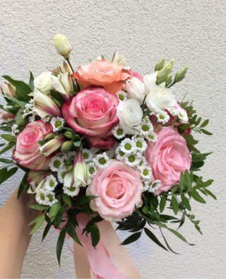 Букет роз №18